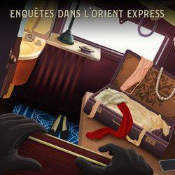 """Mission """"Enquête dans l'Orient-Express"""